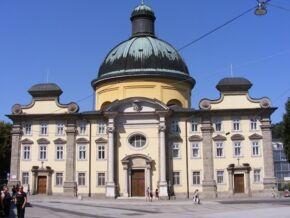 Barmherzige Brüder Salzburg
